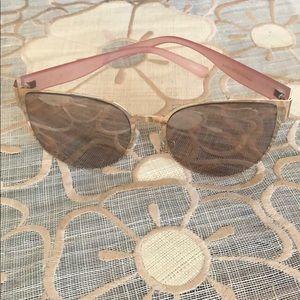 Betsey Johnson large shades/ sunglassesNWOT